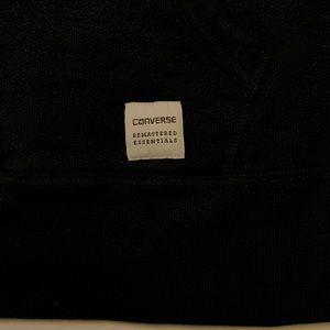 63096219abbc Converse Shirts - Converse Remastered Essentials hoodie in Black